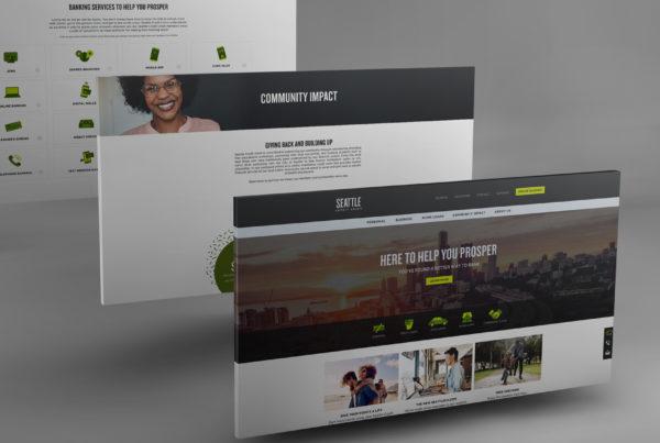 Seattle Credit Union Website