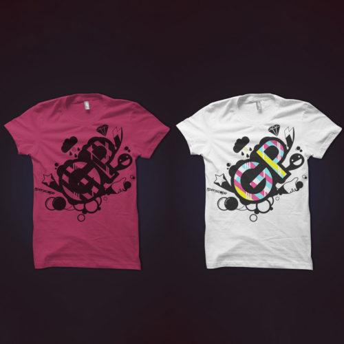 Go Periscope blob t-shirt design