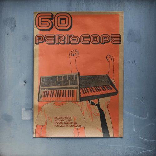 Go Periscope Poster