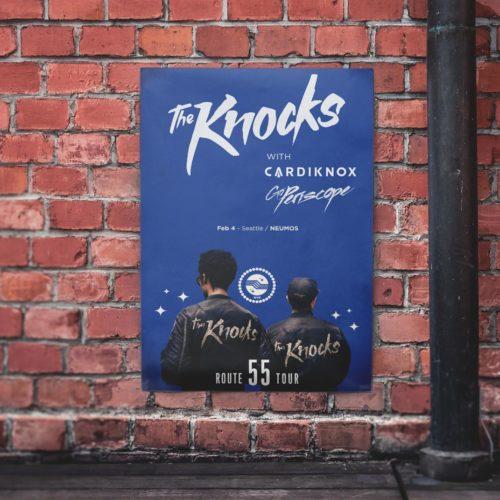 gig poster for Neumos event