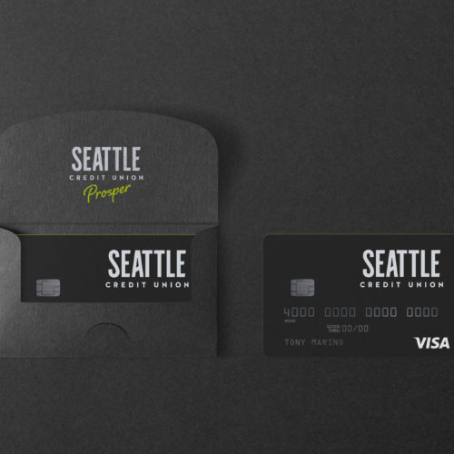 Seattle Credit Union Card