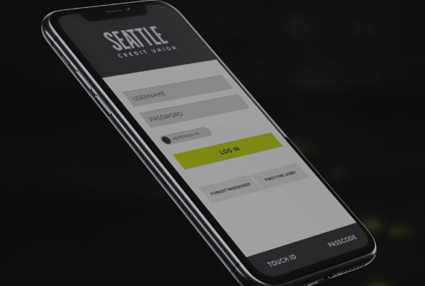 Seattle Credit Union app