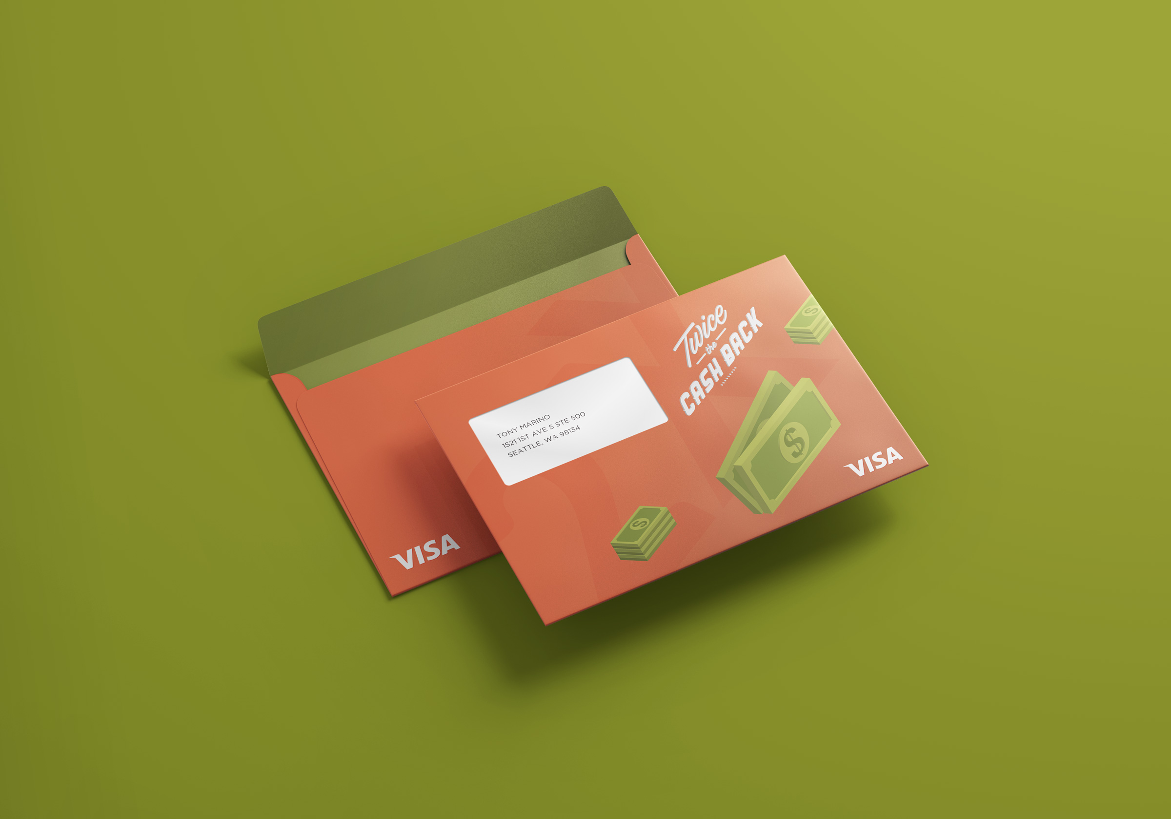 direct mail envelopes